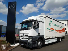 Mercedes Actros 1835 L 4x2 Pritsche + Plane Safety Pack truck