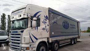 Camião Scania OTTOBRE 2018 caixa aberta com lona usado