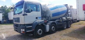 camião MAN MAN TGA 35 400 8x4 Intermix 10m3