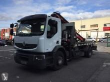 Camión caja abierta Renault Premium 370