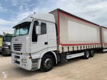 Camión Iveco Stralis volquete usado