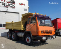 Camión Steyr K-29, Full Steel 6x4, Big axles,6 CYLINDERS Manual volquete usado