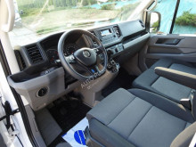 Camião Volkswagen CRAFTERPLANDEKA 10 PALET KLIMATYZACJA TEMPOMAT FULL LED 180KM cortinas deslizantes (plcd) usado