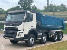 Camion benne Enrochement Volvo FMX 430