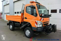 camion Mitsubishi Pfau Rexter A6500 4x4 3 Seiten Kipper Frontheber