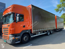 Scania R 380 trailer truck used tautliner