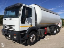 Iveco gas tanker truck 260.35