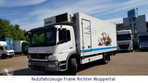 Camion frigo occasion Mercedes 1529 L Kühlwagen,LBW,2 Kammern variabel,TOP