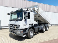 Mercedes Actros 2646 K 6x4 2646 K 6x4, Retarder, MPIII truck used three-way side tipper