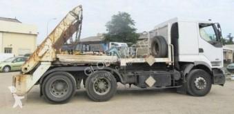 Ciężarówka Renault Premium 420 DCI bramowiec używana