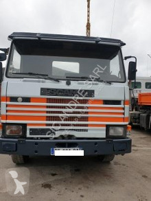 Camion Scania 94 porte engins occasion