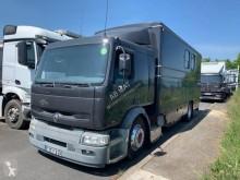 Lastbil hästtransport Renault Premium 260