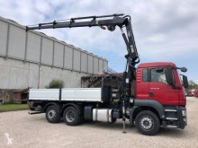 Camion tri-benne occasion MAN TGS 26.320