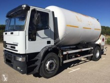 Iveco gas tanker truck 180.26