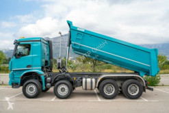 Camion multibenne Mercedes 4142 8X4 Euro6d MuldenKipper Euromix TM 16m