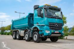camion Mercedes 4142 8X4 Euro6d MuldenKipper Euromix TM16