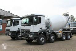 camion Mercedes 3540 8x4 / EuromixMTP EM 9 R