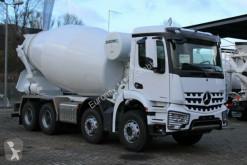 camion Mercedes 4142 8x4 / Euro 3 EuromixMTP EM 10m R
