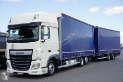 DAF - 106 / 460 / SSC / EURO 6 / ZESTAW PRZEJAZDOWY 120 + remorque trailer truck