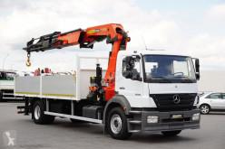 camion Palfinger MERCEDES-BENZ - AXOR / 1828 / SKRZYNIOWY + HDS PK 42502