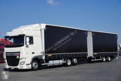 DAF - 106 / 460 / ACC / EURO 6 / ZESTAW PRZEJAZDOWY 120 + remorque trailer truck