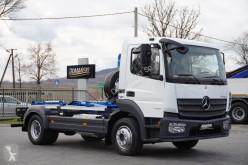 camion nc MERCEDES-BENZ - ATEGO / 1221 / E 6 / HAKOWIEC SKIBICKI / MANUAL