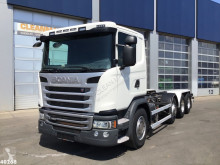 Used chassis truck Scania G 450