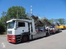 MAN TG truck used car carrier