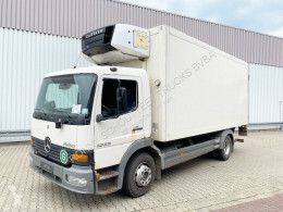 Camion occasion Mercedes Atego 1323 L 4x2 1323 L 4x2 Kühlkoffer, Carrier, Trennwand, LBW