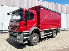 Camion fourgon occasion Mercedes Axor 1833 4x4 1833 4x4 Getränkewagen mit Dautel LBW, EEV, 2x AHK