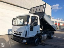 Iveco Eurocargo ML 75 E 16 truck used three-way side tipper