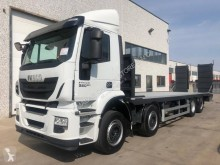 Iveco Stralis AD 320 S 36 truck used heavy equipment transport