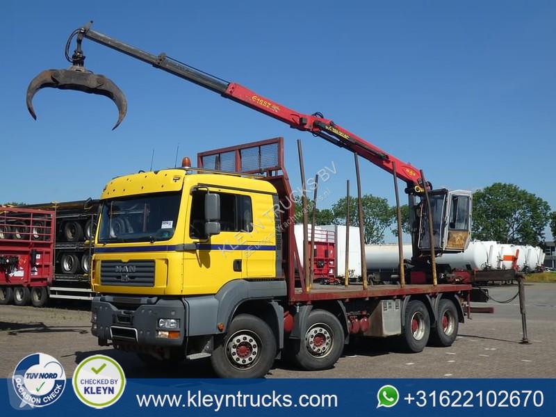 Voir les photos Camion MAN TGA 35.480