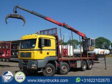 Kamion MAN TGA 35.480 plošina použitý