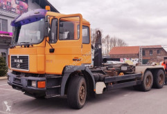 Camion MAN 26.463 polybenne occasion