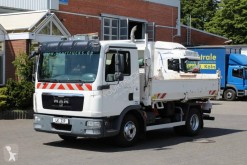 MAN TGL MAN TGL 8.180 3-Seiten-Kipper truck used three-way side tipper