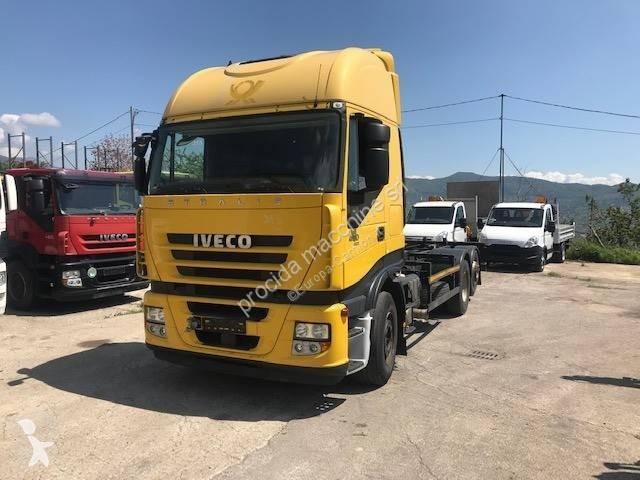 Vedere le foto Camion Iveco Stralis 260 S 42
