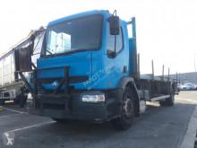 Camion platformă transport fier second-hand Renault Premium 270 DCI