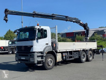 Camion Mercedes Axor 2636 KN plateau standard occasion