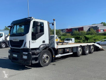 Iveco Stralis 360 truck used heavy equipment transport