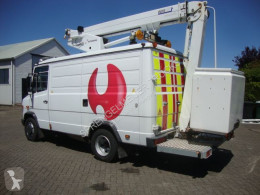 Mercedes 818 RUTHMANN TK145 utilitaire nacelle occasion