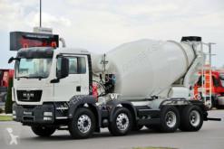 kamion beton frézovací stroj / míchačka MAN