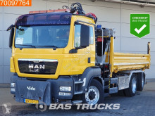 Camion MAN TGS 26.320 bi-benne occasion