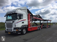 Scania car carrier truck R500 METAGO