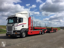 Scania car carrier truck R