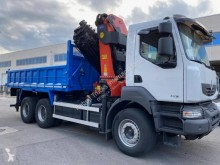 Camion Renault Kerax 430 DXI benne occasion