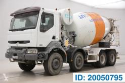 Renault concrete mixer truck Kerax 370
