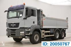 Camión MAN TGS 26.360 volquete usado