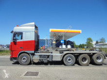 Camion polybenne occasion DAF FAK 105.410 TRIPLE
