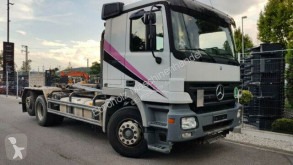 Mercedes-Benz Actros 2544 6x2 Neu TÜV Meillerkipper truck used hook lift